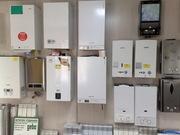 Отопление,  водопровод,  канализация,  трубы,  котлы,  радиаторы отопления