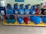 насосное оборудование (гидрофоры,  насосы повышения давления,  дренаж)