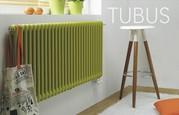 Трубчатый радиатор Tubus от Instal Projekt