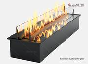Биокамины Slider glass ТМ Gloss Fire