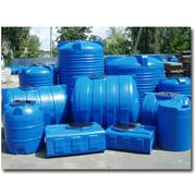 Пластиковая бочка для воды вертикальная Киев Борисполь