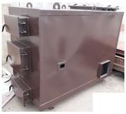 Котел воздушного отопления KFV-100 мощностью 100 кВт.