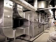 Выполним монтаж вентиляции промышленных и бытовых помещений